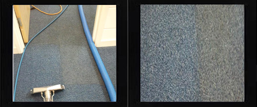 Deep cleaning of office carpets in Nottingham