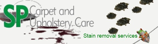 removing hard to deal with stains from carpets and upholstery in Nottingham